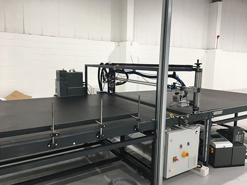 Applicators for Glue Bridges with Semi Or Full Automatic Gluing Systems